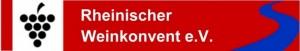 Rheinischer Weinkonvent e.V. Logo